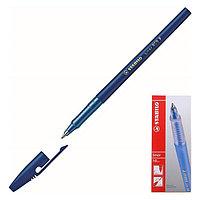 Ручка шариковая Stabilo Liner 808 0.5 мм стержень синий (комплект из 10 шт.)