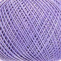 Нитки вязальные 'Ирис' 150м/25гр 100 мерсеризованный хлопок цвет 2306 (комплект из 10 шт.)