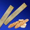 Пакет бумажный 64х10х5см крафт для багет 40гр/м2 100 шт/уп