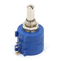 Резистор прецизионный многооборотный 3590S-2-203L 20 кОм