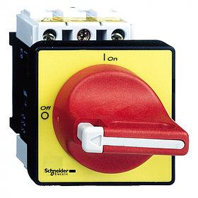 Главный аварийный выключатель-разъединитель 32А+рукоятка (4 винта) /VCF1/