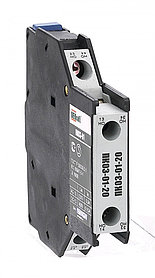 Приставка контактная боковая установка ПК03-01-20 /24109DEK/
