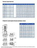 Насос вертикальный многоступенчатый CDLF 20-11 трехфазный, фото 3