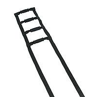 Веревочная лестница Mega-Les-01 черная
