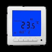 Программируемый терморегулятор Grandeks 09H,для электрических теплых полов.