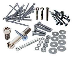 Строительные и крепёжные материалы