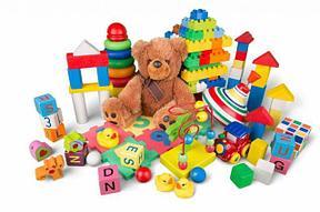 Игрушки, игровые устройства, аксессуары