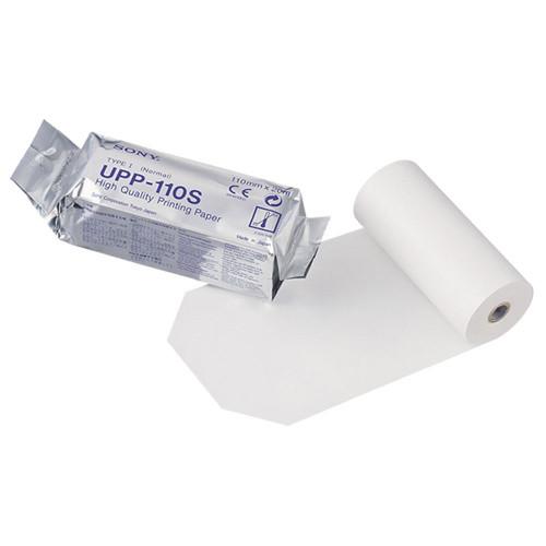 Бумага для УЗИ принтера Sony UPP-110S,  тип I, 110 мм х 20 м