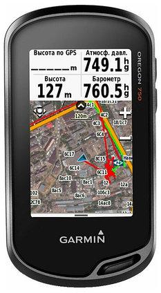 Навигатор Garmin Oregon 750 В 33405