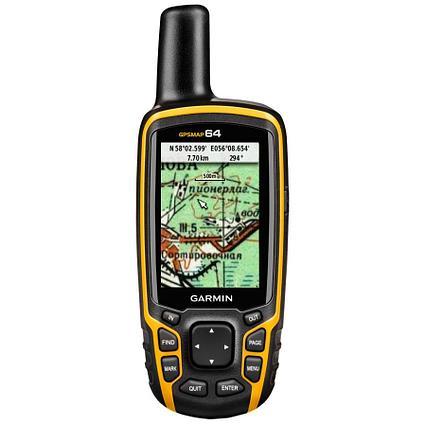 Навигатор Garmin GPSMAP 64 SX В 33430