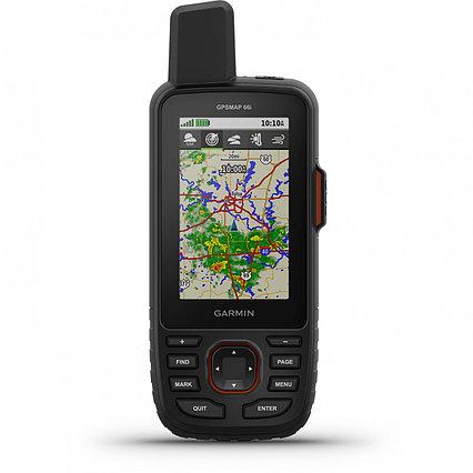 Навигатор Garmin GPSMAP 66i В 33420