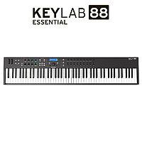 MIDI-контроллер Arturia KeyLab Essential 88 Black Edition