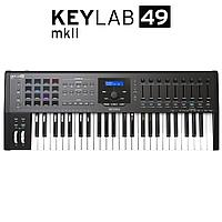 MIDI-контроллер Arturia KeyLab 49 mkII Black