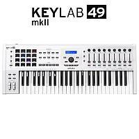 MIDI-контроллер Arturia KeyLab 49 mkII White