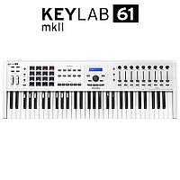 MIDI-контроллер Arturia KeyLab 61 mkII White