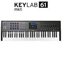 MIDI-контроллер Arturia KeyLab 61 mkII Black