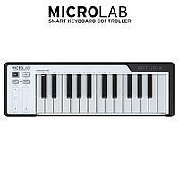 MIDI-контроллер Arturia MicroLab Black