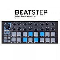 MIDI контроллер/секвенсер Arturia BeatStep Black