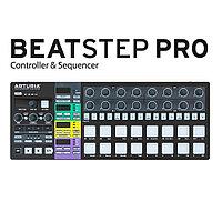 MIDI контроллер/секвенсер Arturia BeatStep Pro Black