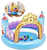 Надувной игровой центр Замок