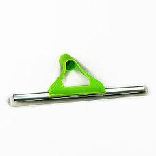 Уценка (товар с небольшим дефектом) Швабра с распылителем и насадкой для мытья окон, фото 2