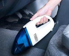 Уценка (товар с небольшим дефектом) Автомобильный пылесос, фото 2