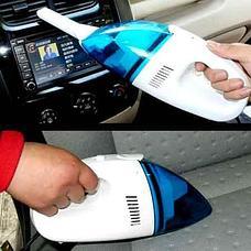 Уценка (товар с небольшим дефектом) Автомобильный пылесос, фото 3