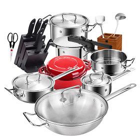 Посуда и инвентарь