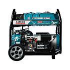 Бензиновый генератор ALTECO AGG 11000 Е2, фото 4