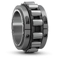Разъёмные цилиндрические роликоподшипники SKF Cooper