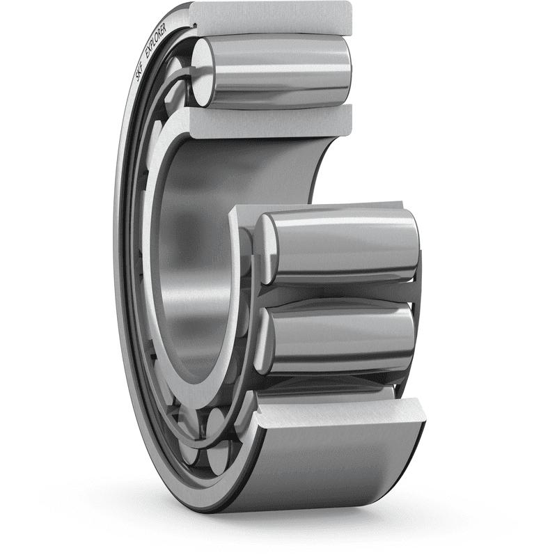 Тороидальные роликоподшипники CARB