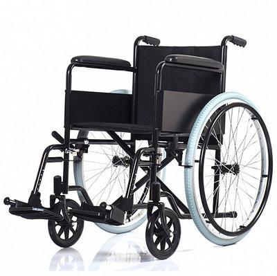 Кресло-коляска для инвалидов Ortonica Base 100, черный