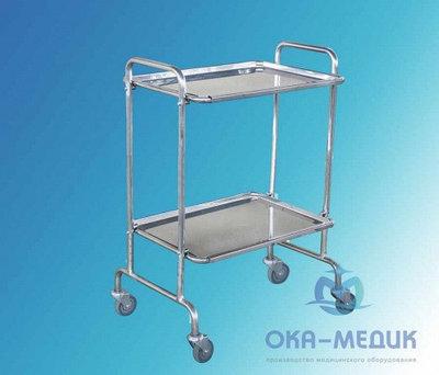 Столик медицинский инструментальный «Ока-Медик» СМи-5