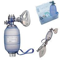 """Ручной аппарат для искусственной вентиляции лёгких типа """"Амбу"""" Revivator Plus (для детей)"""