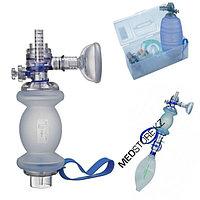 """Ручной аппарат для искусственной вентиляции лёгких типа """"Амбу"""" Revivator Plus (для новорожденных)"""