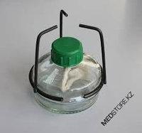 Спиртовка СЛ-2 с металлической оправой