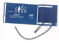 Многоразовая манжета НИАД (nibp) для монитора пациента с одним трубчатым шлангом(взрослый)
