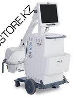Мобильный цифровой передвижной рентген DR 100e