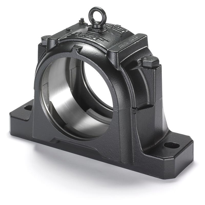 Разъемные корпуса опорных блоков - серия СНЛН 30 SKF