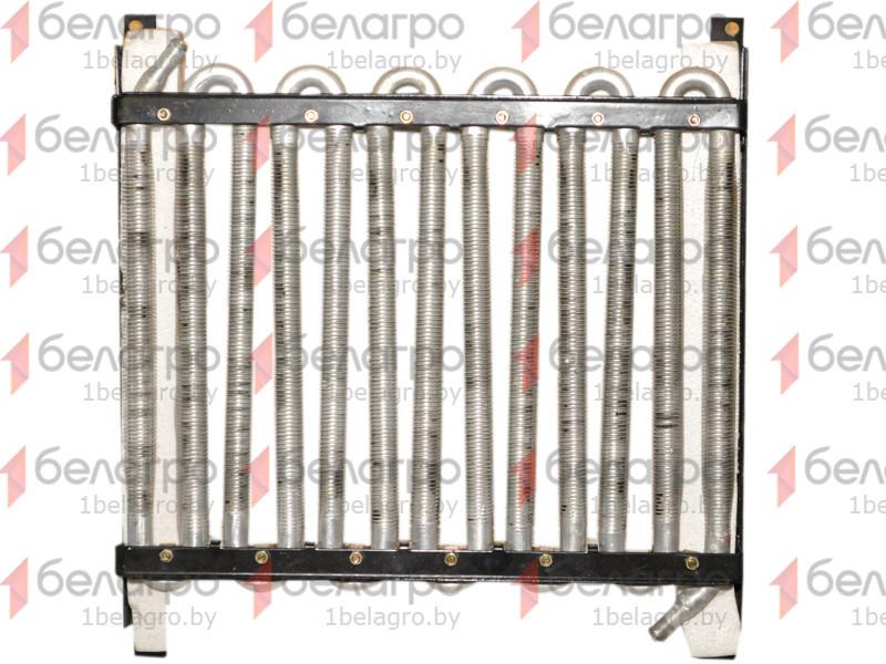 ЛР800.1405100 (80-1405010) Радиатор масляный МТЗ алюминиевый (змеевик), (А)