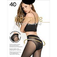 Колготки женские INNAMORE Perfect Shape 40 цвет лёгкий загар (miele), р-р 3