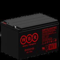 Аккумулятор WBR EVX12150 (15 Aч) для инвалидных колясок