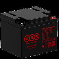 Аккумулятор WBR EVX12450S (45 Aч) для инвалидных колясок