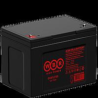 Аккумулятор WBR EVX12750 (75 Aч) для инвалидных колясок