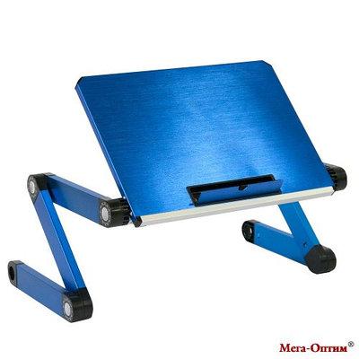 Стол накроватный складной алюминиевый Т3 Мега-оптим