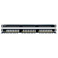 Hyperline PPHD-19-48-8P8C-C6-110D патч-панель (PPHD-19-48-8P8C-C6-110D)