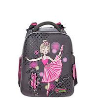 Рюкзак каркасный, Hummingbird TK, 37 х 32 х 18 см, с мешком для обуви, 'Балерина'
