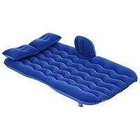 Матрас надувной в автомобиль 130 х 68 х 38 см, цвет синий