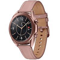 Смарт-часы Samsung Galaxy Watch 3 SM-R850NZDACIS, 1.2', SAmoled, 41 мм, цвет бронзовый