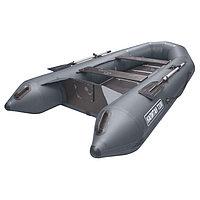 Лодка 'Капитан Т330', слань+киль, цвет серый